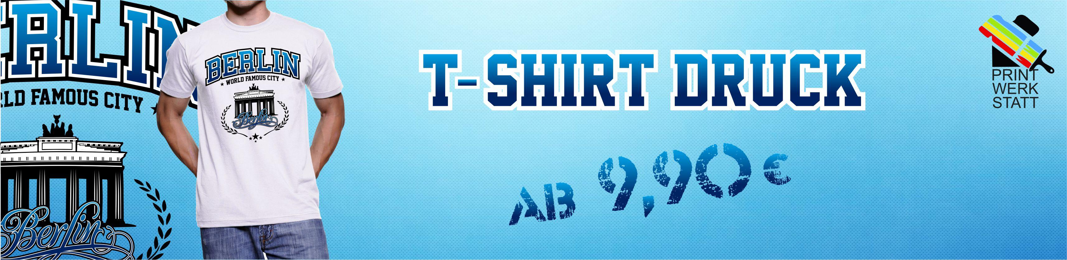 T_Shirts-Druck